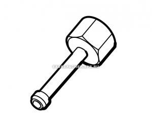 201645893501 Штуцер топливного насоса 4 мм